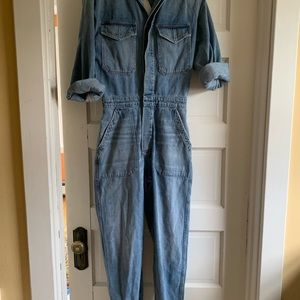 Citizens of Humanity Marta Jumpsuit- Monologue S